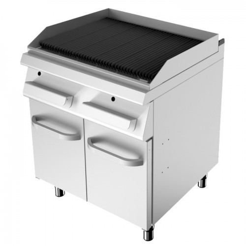 UDGA7DAPG DOUBLE WATER GAS GRILL + 2 DOOR CABINET