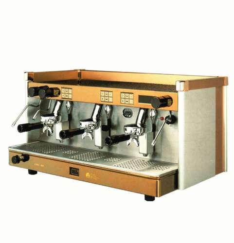 ESPRESSO COFFEE MACHINE 3GR EEC ELECTRONIC 230V